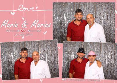 Cabina Foto Showtime - FUN BOX - Nunta - Maria & Marius - Restaurant OK Ballroom Ramnicu Valcea - Event Factory (61)