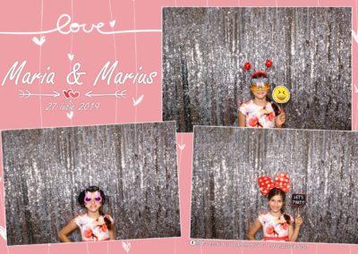 Cabina Foto Showtime - FUN BOX - Nunta - Maria & Marius - Restaurant OK Ballroom Ramnicu Valcea - Event Factory (62)
