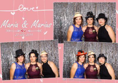 Cabina Foto Showtime - FUN BOX - Nunta - Maria & Marius - Restaurant OK Ballroom Ramnicu Valcea - Event Factory (63)