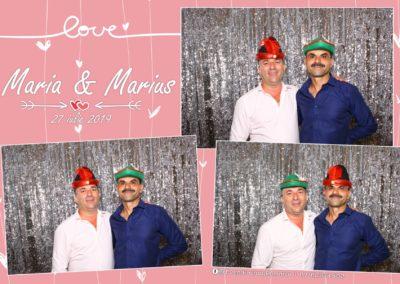 Cabina Foto Showtime - FUN BOX - Nunta - Maria & Marius - Restaurant OK Ballroom Ramnicu Valcea - Event Factory (64)