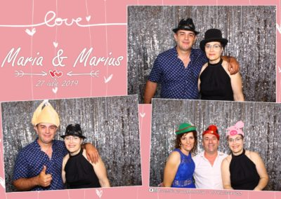 Cabina Foto Showtime - FUN BOX - Nunta - Maria & Marius - Restaurant OK Ballroom Ramnicu Valcea - Event Factory (66)