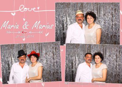 Cabina Foto Showtime - FUN BOX - Nunta - Maria & Marius - Restaurant OK Ballroom Ramnicu Valcea - Event Factory (68)