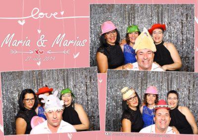 Cabina Foto Showtime - FUN BOX - Nunta - Maria & Marius - Restaurant OK Ballroom Ramnicu Valcea - Event Factory (69)