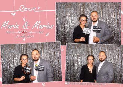 Cabina Foto Showtime - FUN BOX - Nunta - Maria & Marius - Restaurant OK Ballroom Ramnicu Valcea - Event Factory (9)