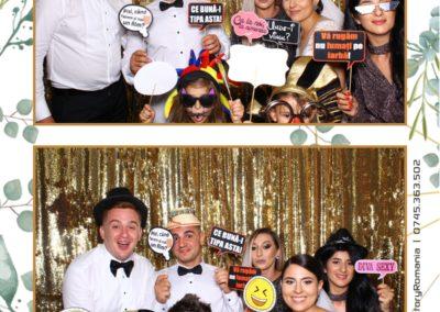 Cabina Foto Showtime - FUN BOX - Nunta - Olivia & Catalin - OK Ballroom Ramnicu Valcea - Event Factory (108)