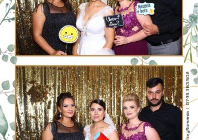 Cabina Foto Showtime - FUN BOX - Nunta - Olivia & Catalin - OK Ballroom Ramnicu Valcea - Event Factory (39)