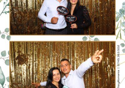 Cabina Foto Showtime - FUN BOX - Nunta - Olivia & Catalin - OK Ballroom Ramnicu Valcea - Event Factory (44)