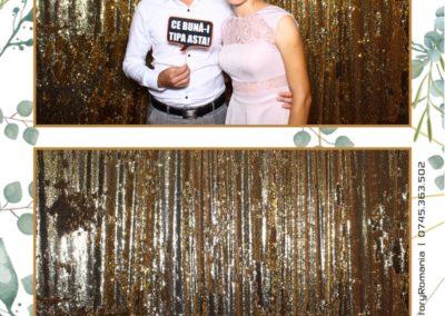 Cabina Foto Showtime - FUN BOX - Nunta - Olivia & Catalin - OK Ballroom Ramnicu Valcea - Event Factory (67)