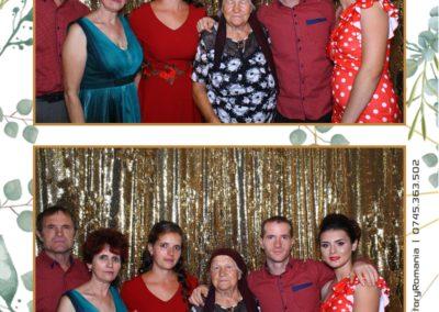 Cabina Foto Showtime - FUN BOX - Nunta - Olivia & Catalin - OK Ballroom Ramnicu Valcea - Event Factory (72)