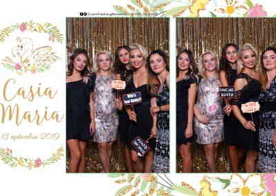 Cabina Foto Showtime - Magic Mirror - Botez - Casia Maria - Paradis Noblesse Ramnicu Valcea - Event Factory (10)
