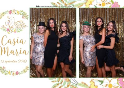 Cabina Foto Showtime - Magic Mirror - Botez - Casia Maria - Paradis Noblesse Ramnicu Valcea - Event Factory (11)