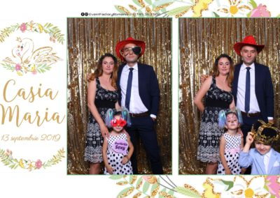 Cabina Foto Showtime - Magic Mirror - Botez - Casia Maria - Paradis Noblesse Ramnicu Valcea - Event Factory (13)
