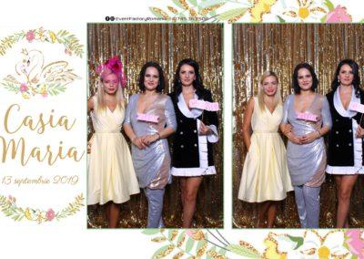 Cabina Foto Showtime - Magic Mirror - Botez - Casia Maria - Paradis Noblesse Ramnicu Valcea - Event Factory (17)