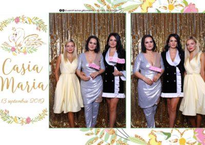 Cabina Foto Showtime - Magic Mirror - Botez - Casia Maria - Paradis Noblesse Ramnicu Valcea - Event Factory (18)