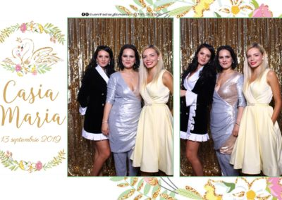 Cabina Foto Showtime - Magic Mirror - Botez - Casia Maria - Paradis Noblesse Ramnicu Valcea - Event Factory (19)