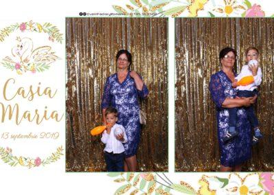 Cabina Foto Showtime - Magic Mirror - Botez - Casia Maria - Paradis Noblesse Ramnicu Valcea - Event Factory (2)