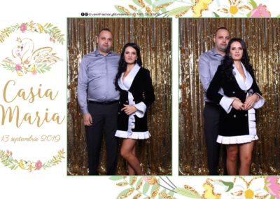 Cabina Foto Showtime - Magic Mirror - Botez - Casia Maria - Paradis Noblesse Ramnicu Valcea - Event Factory (20)