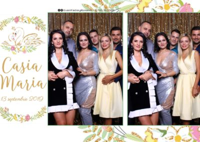 Cabina Foto Showtime - Magic Mirror - Botez - Casia Maria - Paradis Noblesse Ramnicu Valcea - Event Factory (21)