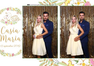 Cabina Foto Showtime - Magic Mirror - Botez - Casia Maria - Paradis Noblesse Ramnicu Valcea - Event Factory (22)
