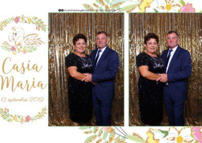 Cabina Foto Showtime - Magic Mirror - Botez - Casia Maria - Paradis Noblesse Ramnicu Valcea - Event Factory (23)