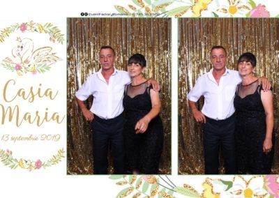 Cabina Foto Showtime - Magic Mirror - Botez - Casia Maria - Paradis Noblesse Ramnicu Valcea - Event Factory (24)