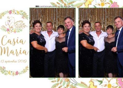 Cabina Foto Showtime - Magic Mirror - Botez - Casia Maria - Paradis Noblesse Ramnicu Valcea - Event Factory (25)