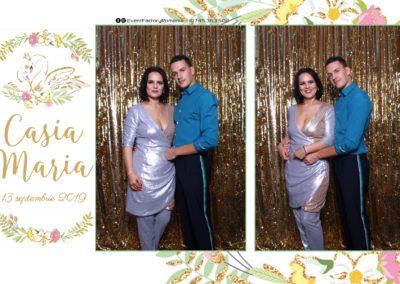 Cabina Foto Showtime - Magic Mirror - Botez - Casia Maria - Paradis Noblesse Ramnicu Valcea - Event Factory (26)