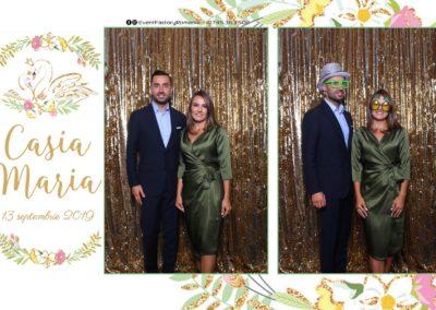 Cabina Foto Showtime - Magic Mirror - Botez - Casia Maria - Paradis Noblesse Ramnicu Valcea - Event Factory (27)