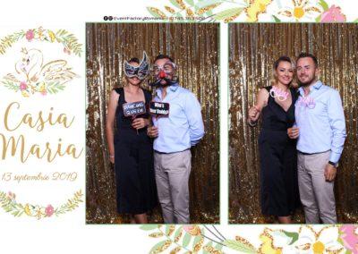Cabina Foto Showtime - Magic Mirror - Botez - Casia Maria - Paradis Noblesse Ramnicu Valcea - Event Factory (3)
