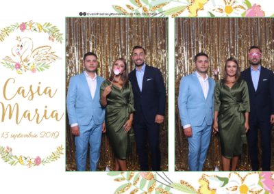 Cabina Foto Showtime - Magic Mirror - Botez - Casia Maria - Paradis Noblesse Ramnicu Valcea - Event Factory (33)