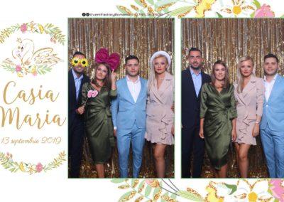 Cabina Foto Showtime - Magic Mirror - Botez - Casia Maria - Paradis Noblesse Ramnicu Valcea - Event Factory (35)