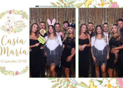Cabina Foto Showtime - Magic Mirror - Botez - Casia Maria - Paradis Noblesse Ramnicu Valcea - Event Factory (36)
