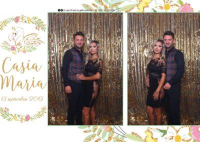 Cabina Foto Showtime - Magic Mirror - Botez - Casia Maria - Paradis Noblesse Ramnicu Valcea - Event Factory (37)