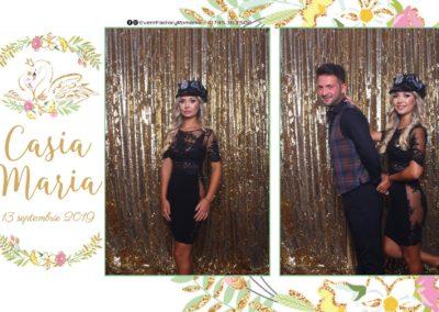 Cabina Foto Showtime - Magic Mirror - Botez - Casia Maria - Paradis Noblesse Ramnicu Valcea - Event Factory (38)