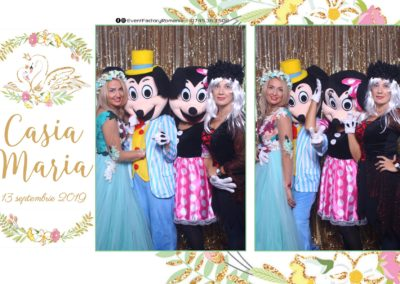 Cabina Foto Showtime - Magic Mirror - Botez - Casia Maria - Paradis Noblesse Ramnicu Valcea - Event Factory (39)