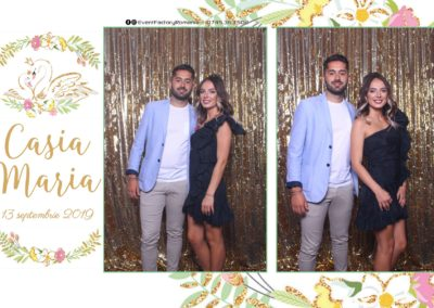 Cabina Foto Showtime - Magic Mirror - Botez - Casia Maria - Paradis Noblesse Ramnicu Valcea - Event Factory (40)