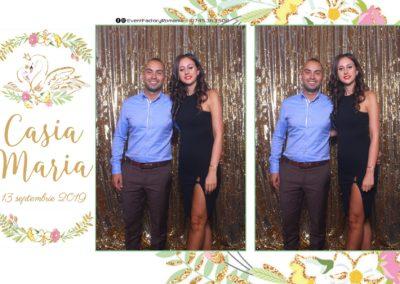 Cabina Foto Showtime - Magic Mirror - Botez - Casia Maria - Paradis Noblesse Ramnicu Valcea - Event Factory (41)