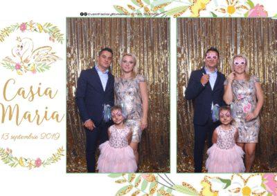 Cabina Foto Showtime - Magic Mirror - Botez - Casia Maria - Paradis Noblesse Ramnicu Valcea - Event Factory (42)