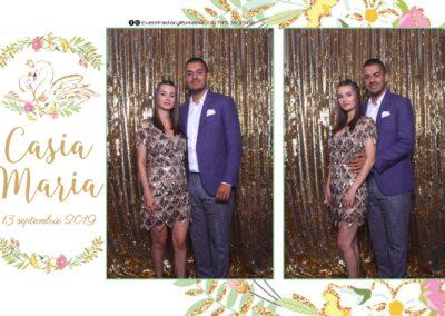 Cabina Foto Showtime - Magic Mirror - Botez - Casia Maria - Paradis Noblesse Ramnicu Valcea - Event Factory (43)