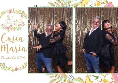 Cabina Foto Showtime - Magic Mirror - Botez - Casia Maria - Paradis Noblesse Ramnicu Valcea - Event Factory (44)