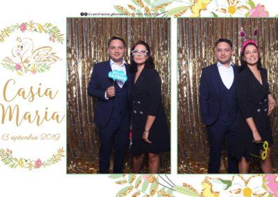 Cabina Foto Showtime - Magic Mirror - Botez - Casia Maria - Paradis Noblesse Ramnicu Valcea - Event Factory (45)