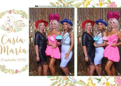 Cabina Foto Showtime - Magic Mirror - Botez - Casia Maria - Paradis Noblesse Ramnicu Valcea - Event Factory (46)