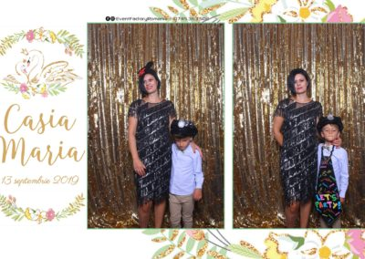 Cabina Foto Showtime - Magic Mirror - Botez - Casia Maria - Paradis Noblesse Ramnicu Valcea - Event Factory (47)