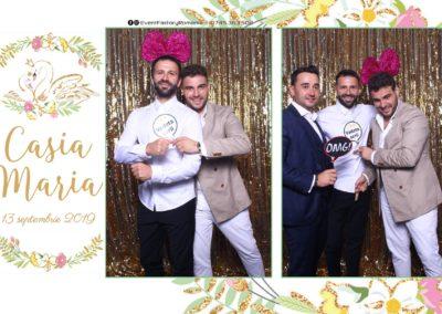 Cabina Foto Showtime - Magic Mirror - Botez - Casia Maria - Paradis Noblesse Ramnicu Valcea - Event Factory (48)