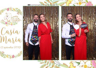 Cabina Foto Showtime - Magic Mirror - Botez - Casia Maria - Paradis Noblesse Ramnicu Valcea - Event Factory (49)