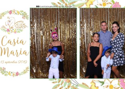 Cabina Foto Showtime - Magic Mirror - Botez - Casia Maria - Paradis Noblesse Ramnicu Valcea - Event Factory (5)