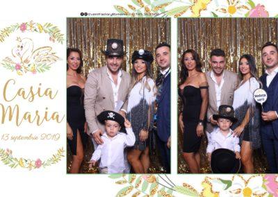 Cabina Foto Showtime - Magic Mirror - Botez - Casia Maria - Paradis Noblesse Ramnicu Valcea - Event Factory (50)
