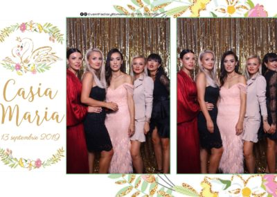 Cabina Foto Showtime - Magic Mirror - Botez - Casia Maria - Paradis Noblesse Ramnicu Valcea - Event Factory (51)