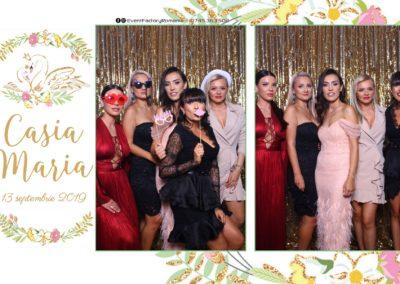 Cabina Foto Showtime - Magic Mirror - Botez - Casia Maria - Paradis Noblesse Ramnicu Valcea - Event Factory (52)