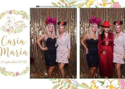 Cabina Foto Showtime - Magic Mirror - Botez - Casia Maria - Paradis Noblesse Ramnicu Valcea - Event Factory (53)